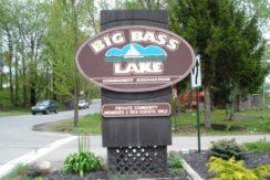 WELCOME TO BIG BASS LAKE