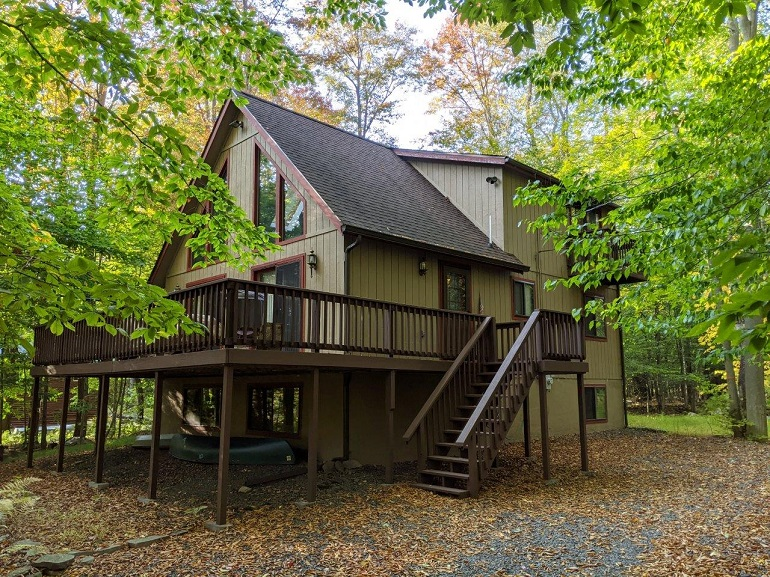 195 EAGLES VIEW DR, CLIFTON TWP, PA 18424 PENDING!
